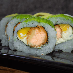 Smoke Mango Roll